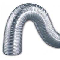 Gaine flexible diamètre 80mm longueur 3m aluminium  AUTOGIRE