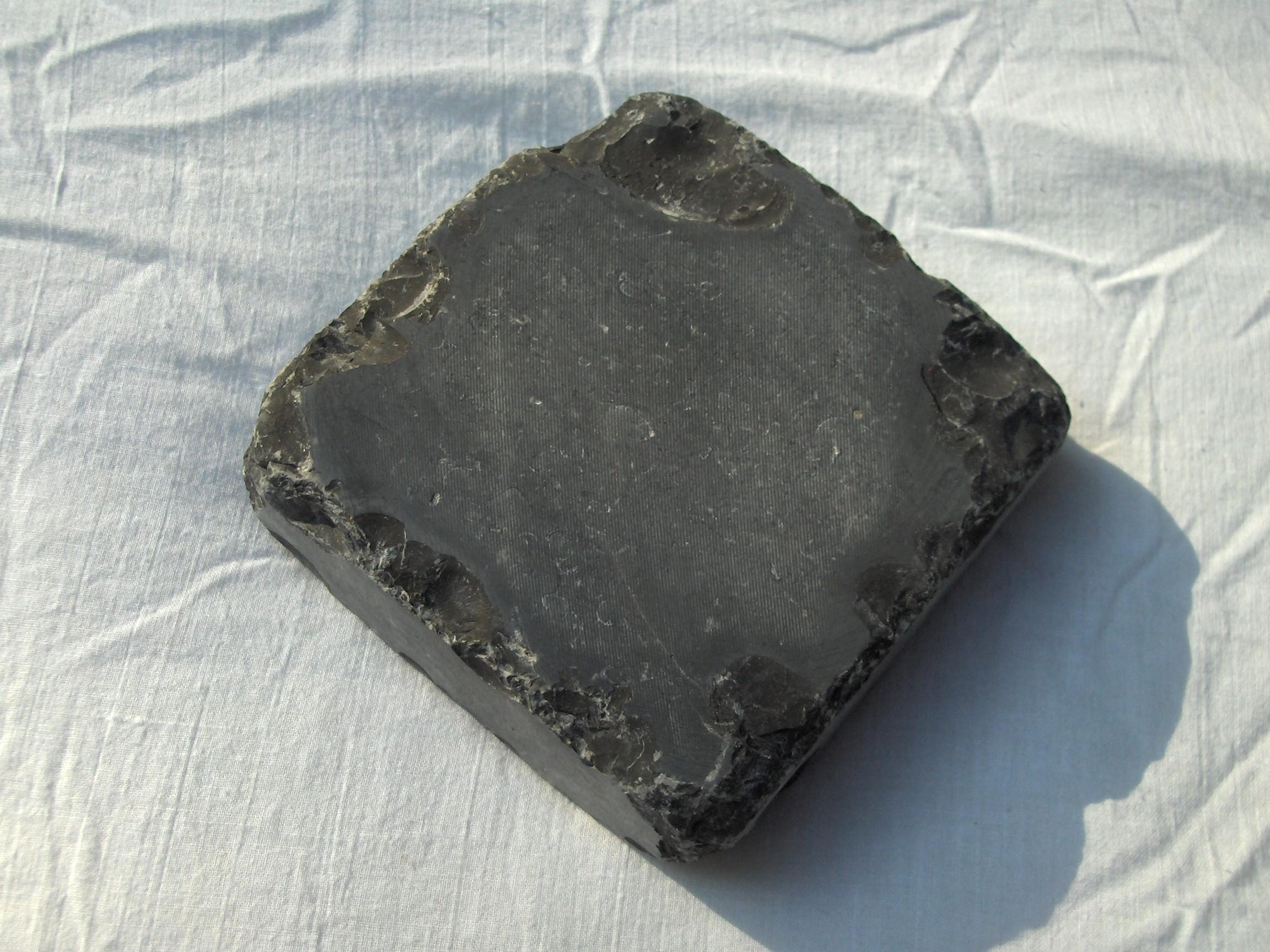 Pav s noirs avec veine de quartz blanc lissac sur couze 19600 d stockag - Dalles clipsables pas cher ...