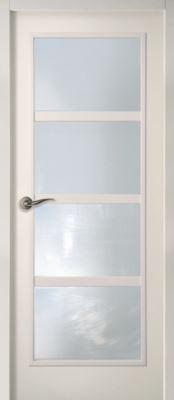 Porte alveo ferr e pro moderna cubisme 2040x630x40 bcc for Porte jeld wen
