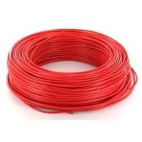 Cable HO7VR 16mm2 rouge sur touret 120 PRP DISMO FRANCE