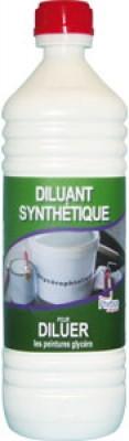 Diluant synthétique bidon 1l PAILLE DISTRIBUTION