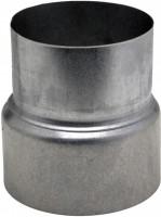 Réduction aluminie diamètre 125/111 TEN