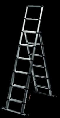 Echelle télescopique à combinaison 2m30 HILAIRE SA HIE