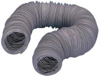 Gaine souple PVC toilée diamètre 125mm longueur 6m UNELVENT