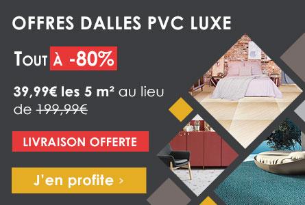 Offres Sols PVC - Tout à -80%