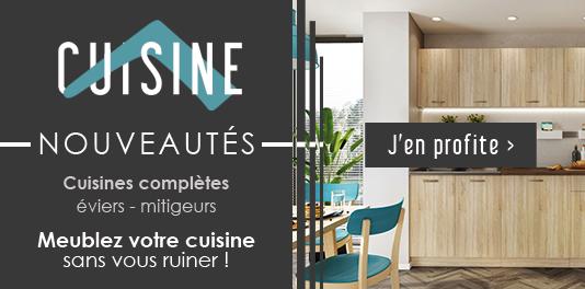 Nouveautés Cuisine : Meublez votre cuisine sans vous ruiner !