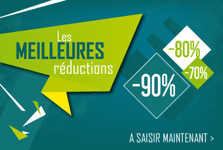 MEILLEURES REDUCTIONS